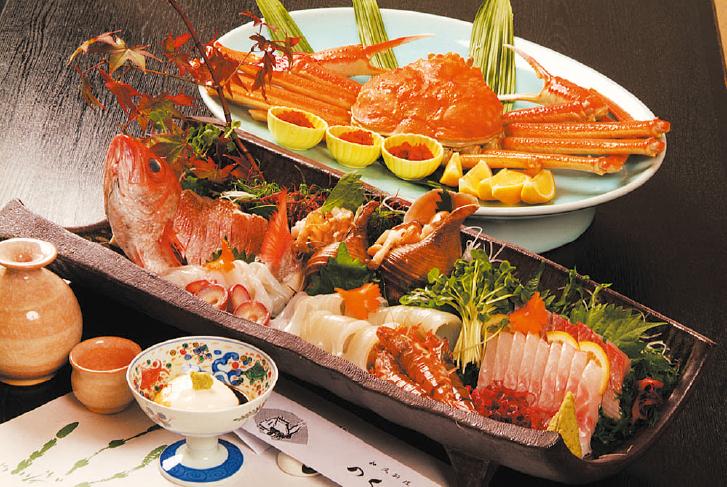 つくし館 海鮮